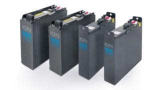 Lithium-Ionen-Batterie von Linde