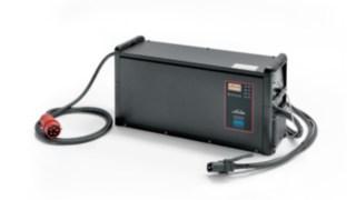 Ladegerät für die Li-ION-Batterien von Linde