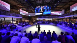 """Zweiwöchiger Intralogistik-Branchenevent """"World of Material Handling"""" in Mannheim gestartet"""